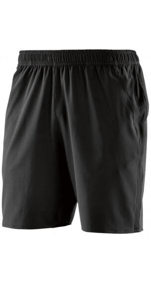 Skins Square 7 Inch Hardloop Shorts Heren zwart